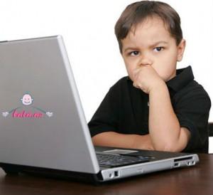 komputer ve ushaq
