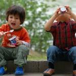 Uşaqların sevimlisi yoqurtu özümüz də hazırlaya bilərik!