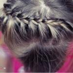 Qızınızın saçlarını dartıb yığmayın!
